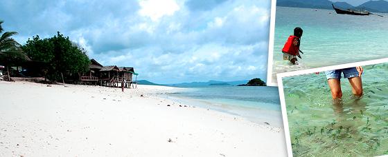 เที่ยวเกาะไข่เต็มวัน by Speed Boat