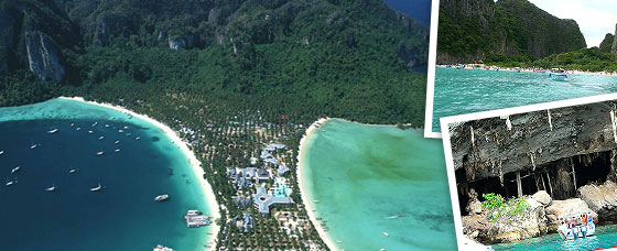 เที่ยวเกาะพีพี (เรือเฟอร์รี่)