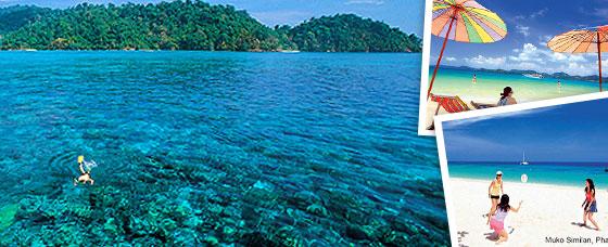 ทัวร์หมู่เกาะสุรินทร์